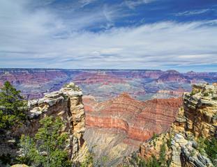 Sky Over Canyon