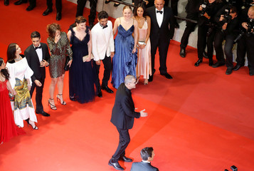 "72nd Cannes Film Festival - Screening of the film ""Mektoub My Love: Intermezzo"" in competition - Red Carpet Arrivals"