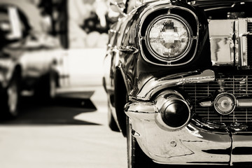 Fotomurales - Old vintage car