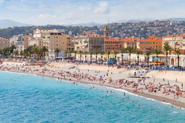 Promenade des Anglais. Nice. French Riviera