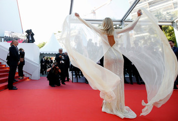 """72nd Cannes Film Festival - Screening of the """"The Traitor""""(Il traditore) in competition - Red Carpet Arrivals"""