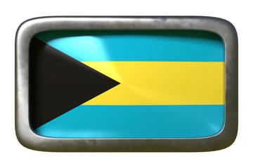 Bahamas flag sign
