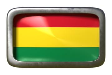 Bolivia flag sign