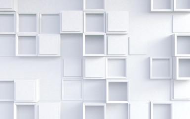 fondo; cubo; cubos; abstracto; blanco; geométrico; cuadrado; diseño; moderno; gráfico; caja; bloque; estructura; forma; render; ilustración; textura; papel pintado; digital; estilo; pared; cuadrados;