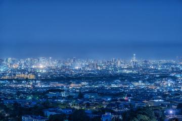 大阪兵庫 都市風景 夜景