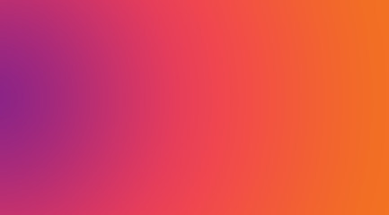 purple and orange abstract gradient color background for design