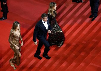 72nd Cannes Film Festival - Tribute to Sylvester Stallone - Red Carpet Arrivals