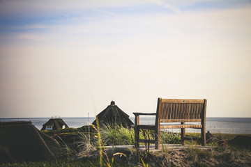 Sylt - The most beautiful island of Germany Fototapete