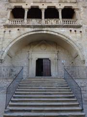 Trujillo, historical village of Caceres. Badajoz, Extremadura.Spain
