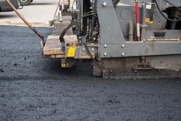 asphalting
