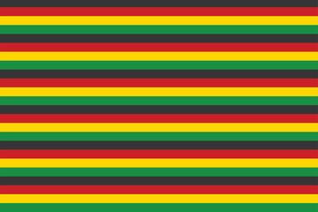 Rasta colors. Reggae background or flag seamless poster. Classic rasta texture.
