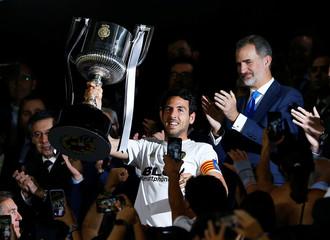 Copa del Rey - Final - FC Barcelona v Valencia