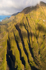 Kauai Coast Aerial