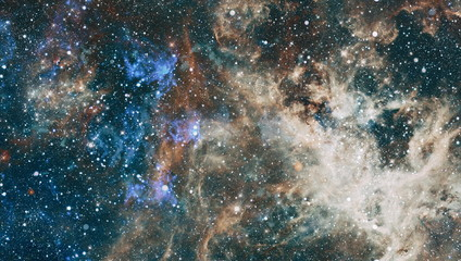 Deep space. Science fiction fantasy in high resolution ideal for wallpaper. Elements of this image...