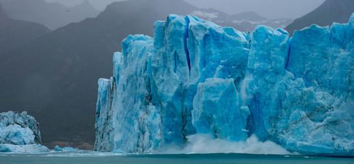 Poster Antarctica Perito Moreno glacier, Calafate, Argentina