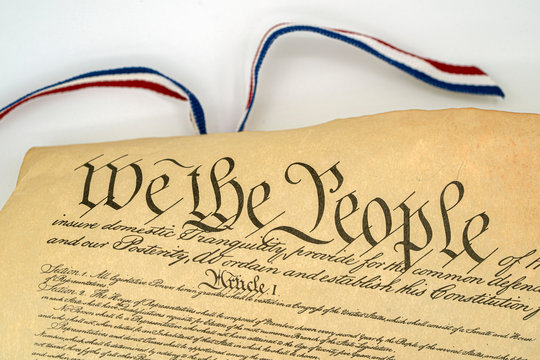 we the people usa constitution paper