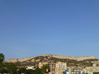 Cartagena, city of Murcia. Spain