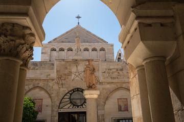 Bethlehem church of nativity