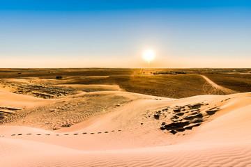 Star Wars Mos Espa set in Tunisia