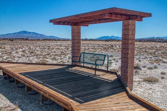 Ash Meadows National Wildlife Refuge in Nevada