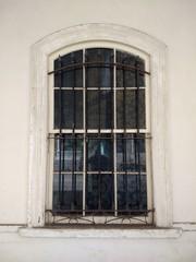 La ventana de la vieja casa