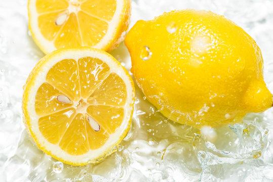 新鮮なレモンのイメージ