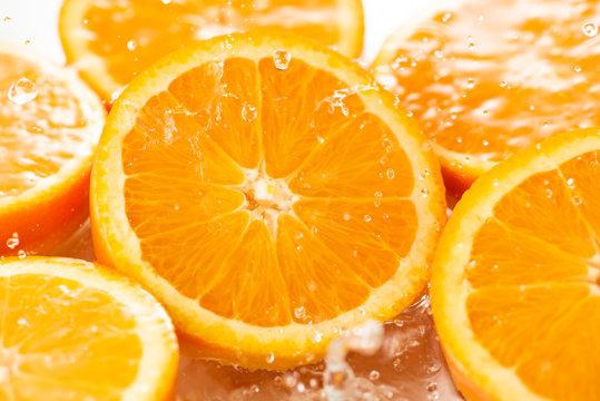 新鮮なオレンジのイメージ