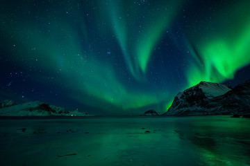 Northern Lights Beach