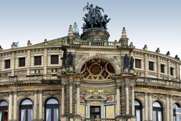 Wall Mural - Dresden: Semper Oper