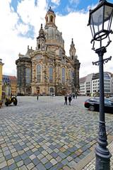 Wall Mural - Dresden: Frauenkirche