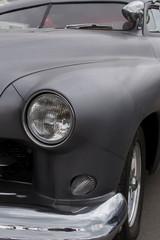 Fotobehang Vintage cars Oldtimer, Scheinwerfer
