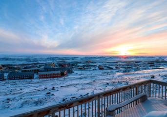 Poster Blue jeans Iqaluit, Nunavut