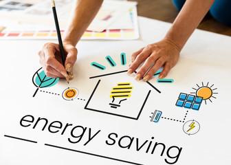 Energy saving plan