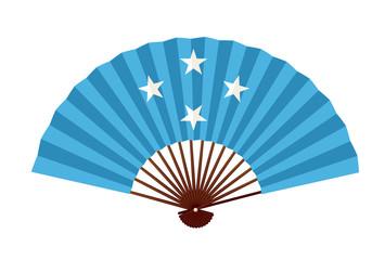 ミクロネシア   国旗 象徴 アイコン