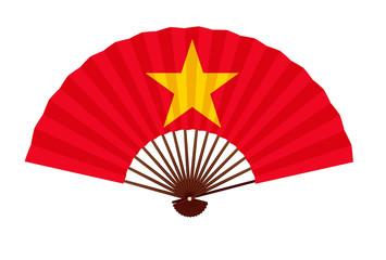 Fototapeta ベトナム   国旗 象徴 アイコン obraz
