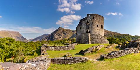 Fototapeta Dolbadarn Castle, Gwnedd, Wales