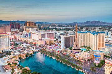 Fotomurales - Las Vegas, Nevada, USA Skyline