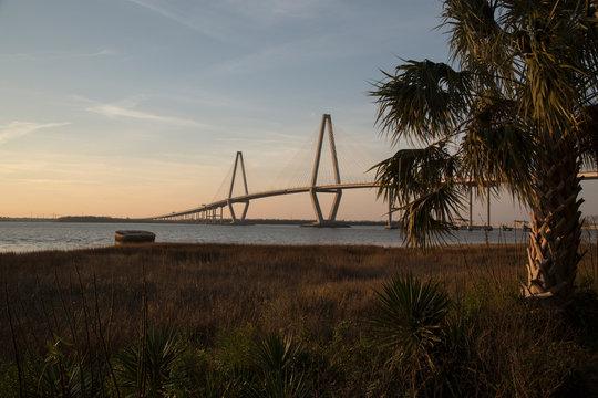 Charleston SC Ravenel Bridge
