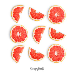Wall Mural - Fruit pattern