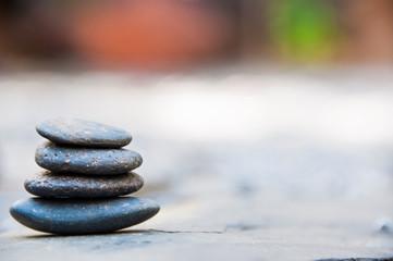 Recess Fitting Zen Zen stone on beach for perfect meditation, stack of pebble stones on balance on sand, Pebbles and sand stone composition, Zen stones garden, pile of balanced stone