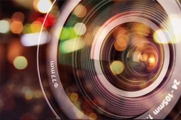 Camera. Fotoväggar