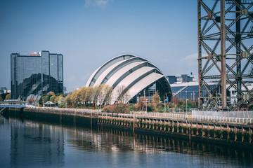 Aluminium Prints Singapore Glasgow River