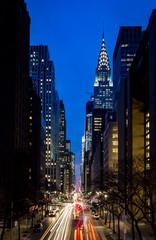 New York de nuit