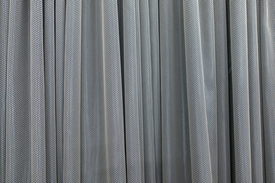 A rich modern style curtain