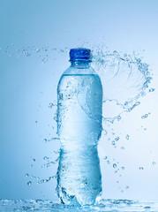 Fototapeta bottle of water obraz