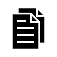 Fototapeta dokument ikona obraz