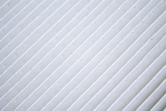 new automobile air filter background