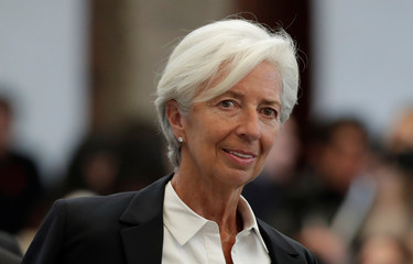 IMF Managing Director Lagarde attends the Women's Forum Americas in Mexico City