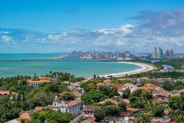 Imagens de Olinda para Recife, Cidade Alta, Alto da Sé,