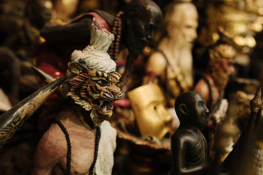 Traditional Thai Sacred Tattoo (Sak Yant)